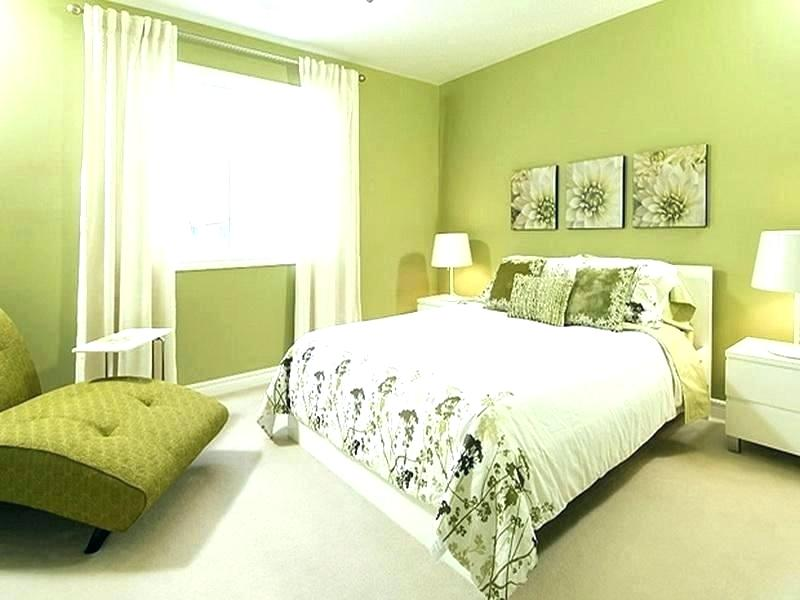 green will make the look of your room sweeter.
