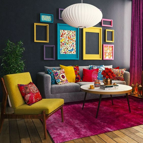 swee color blend for living room.