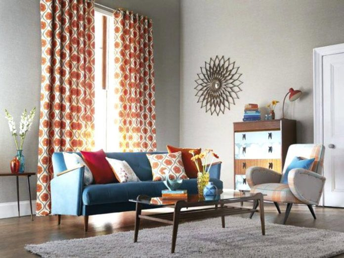 Make Your Living Room Look Attractive With Retro Style