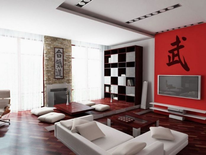 The Best Modern Oriental Living Room Ideas