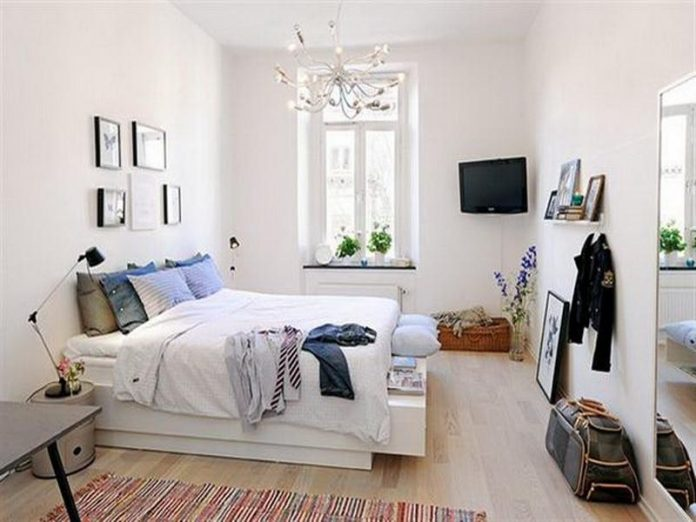 Beautify The Bedroom with Scandinavian Style