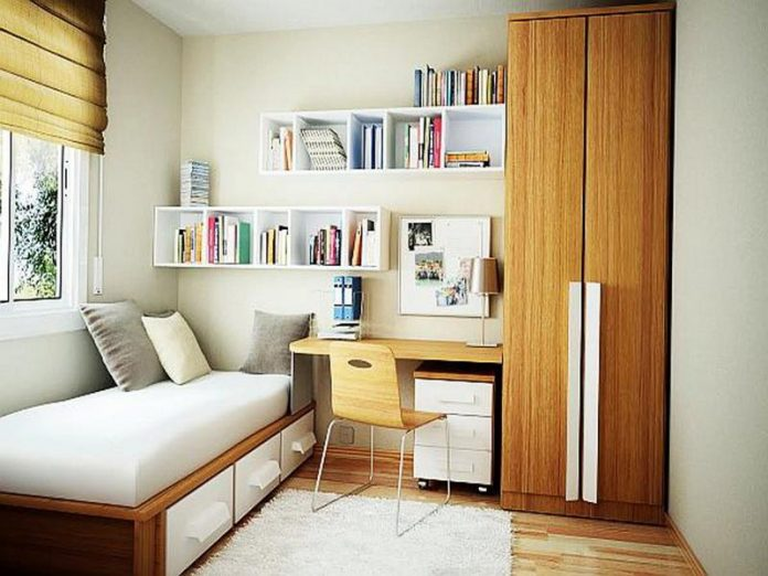 Make The Room Look Bigger with These Tricks