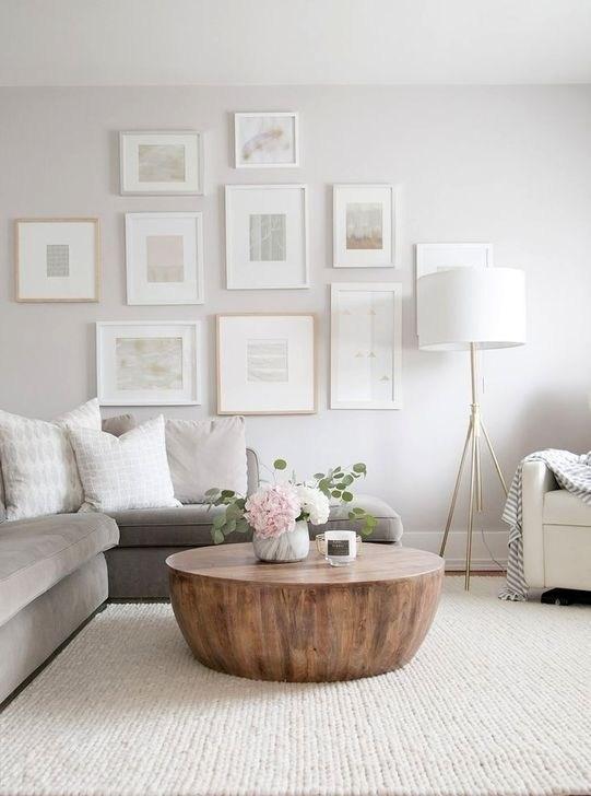 easy budget contemporary living room