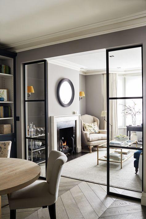 on budget contemporary living room