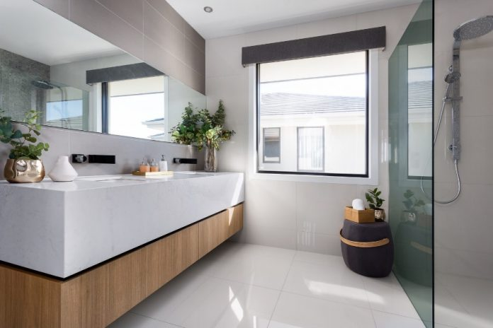 scandinavian bathroom vanities ideas