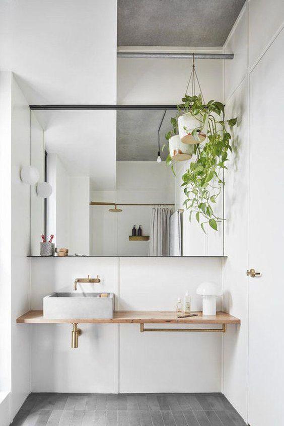 scandinavian bathroom vanities with vessel
