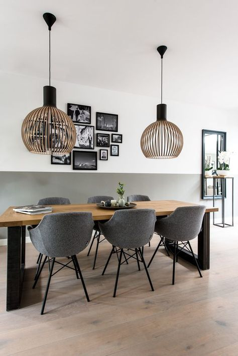 beautiful scandinavian lighting