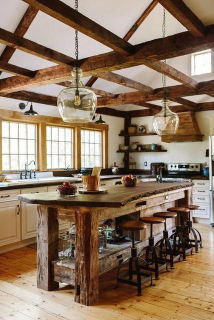 easy rustic kitchen ideas