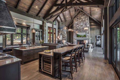 luxury rustic kitchen ideas