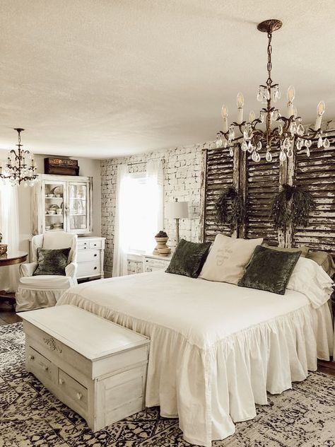 modern country bedroom ideas