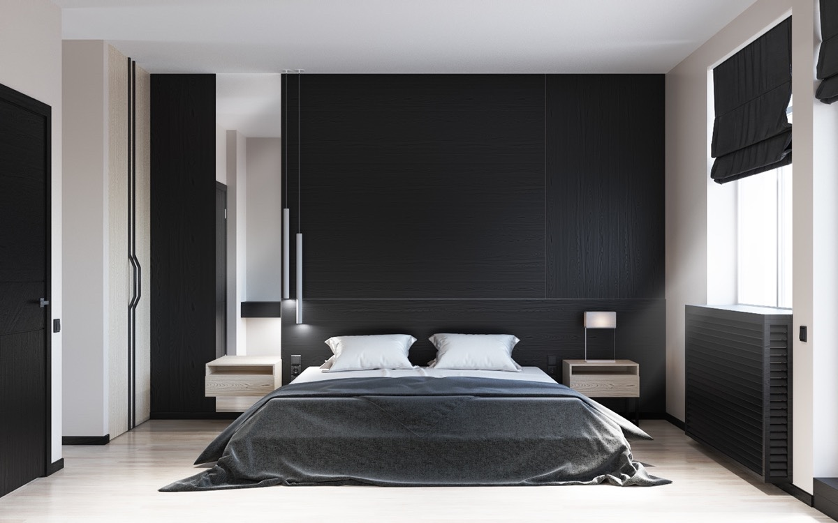 8 Monochrome Men Bedroom Ideas You Must Know Homesfornh