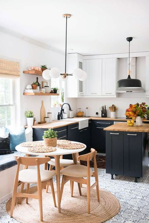small scandinavian kitchen