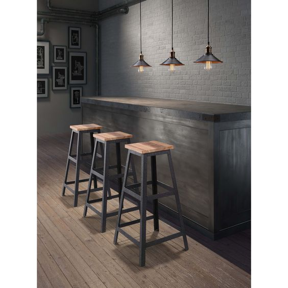 beam shape in grey table bar
