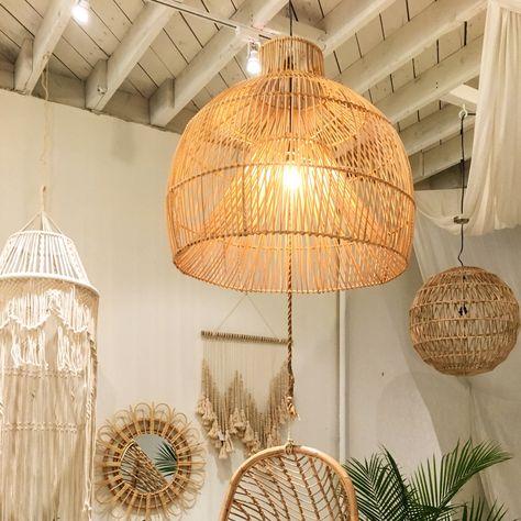 bohemian hanging lamp