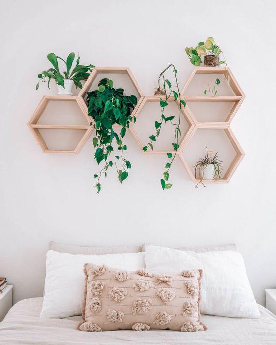 modern minimal wall decoration