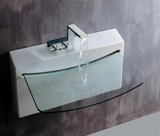 Contemporary Sink Design