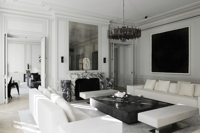 Luxurious White Color
