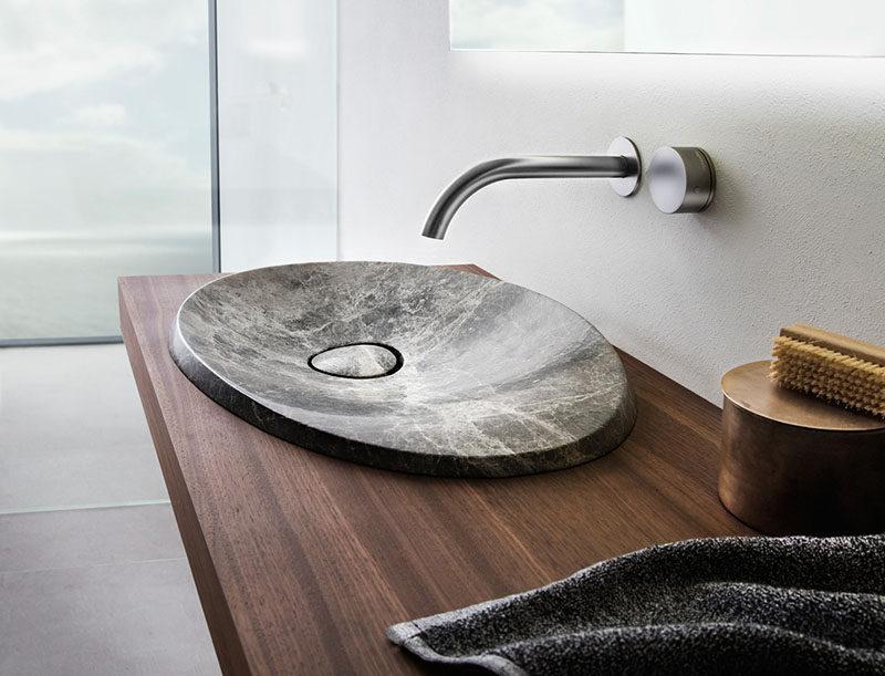 Stone Sink Design