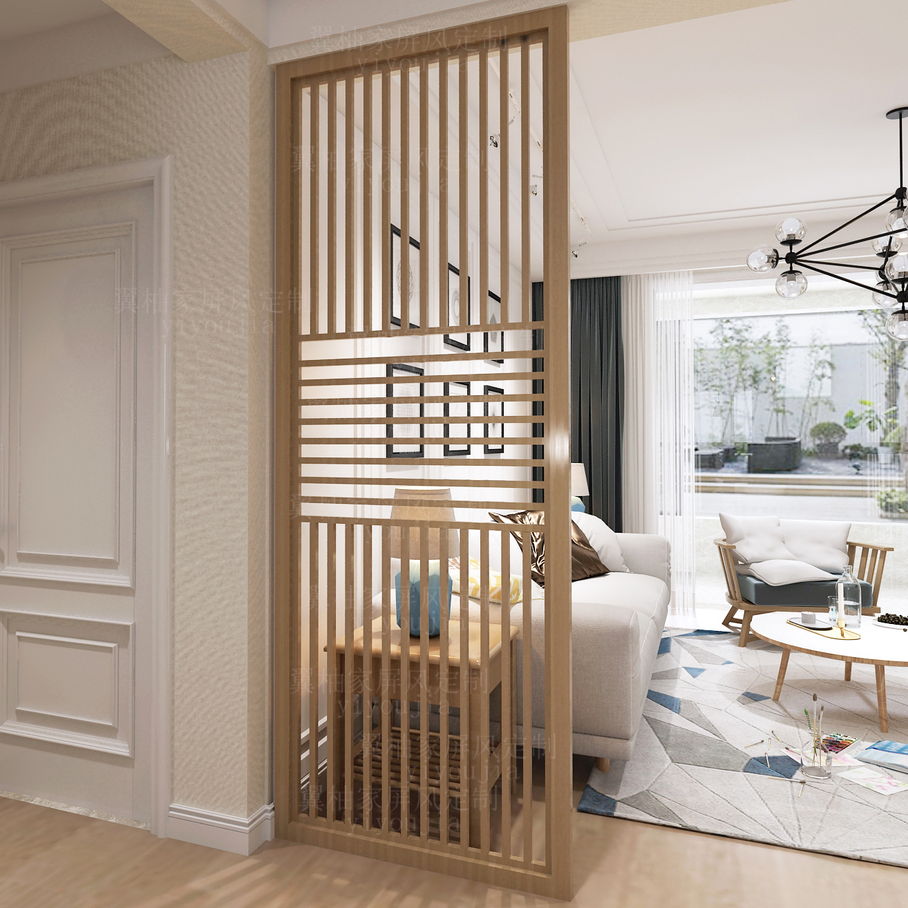Using Wood Lattice