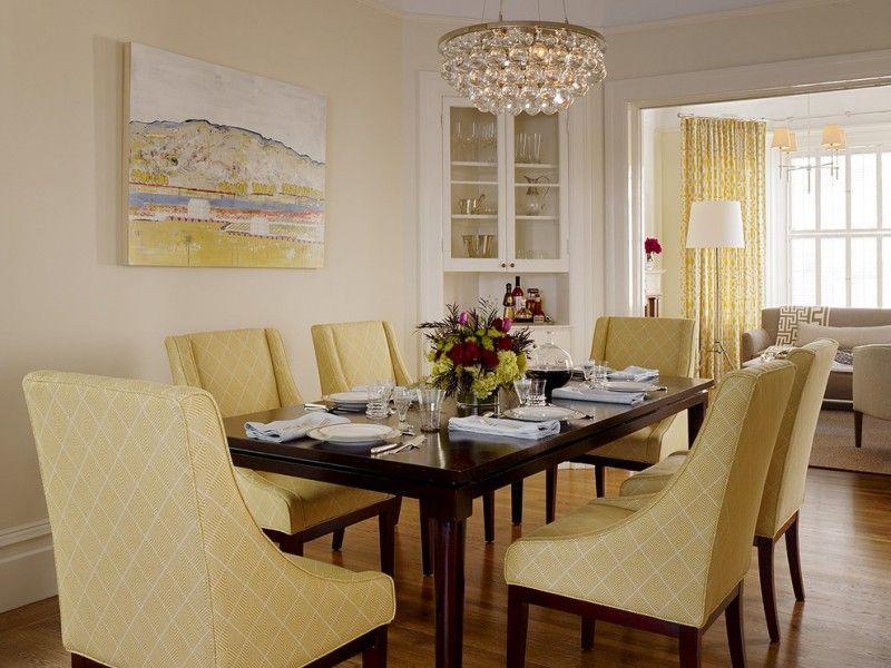 Beautiful And Attractive Dining Room Paint Color Ideas Homesfornh