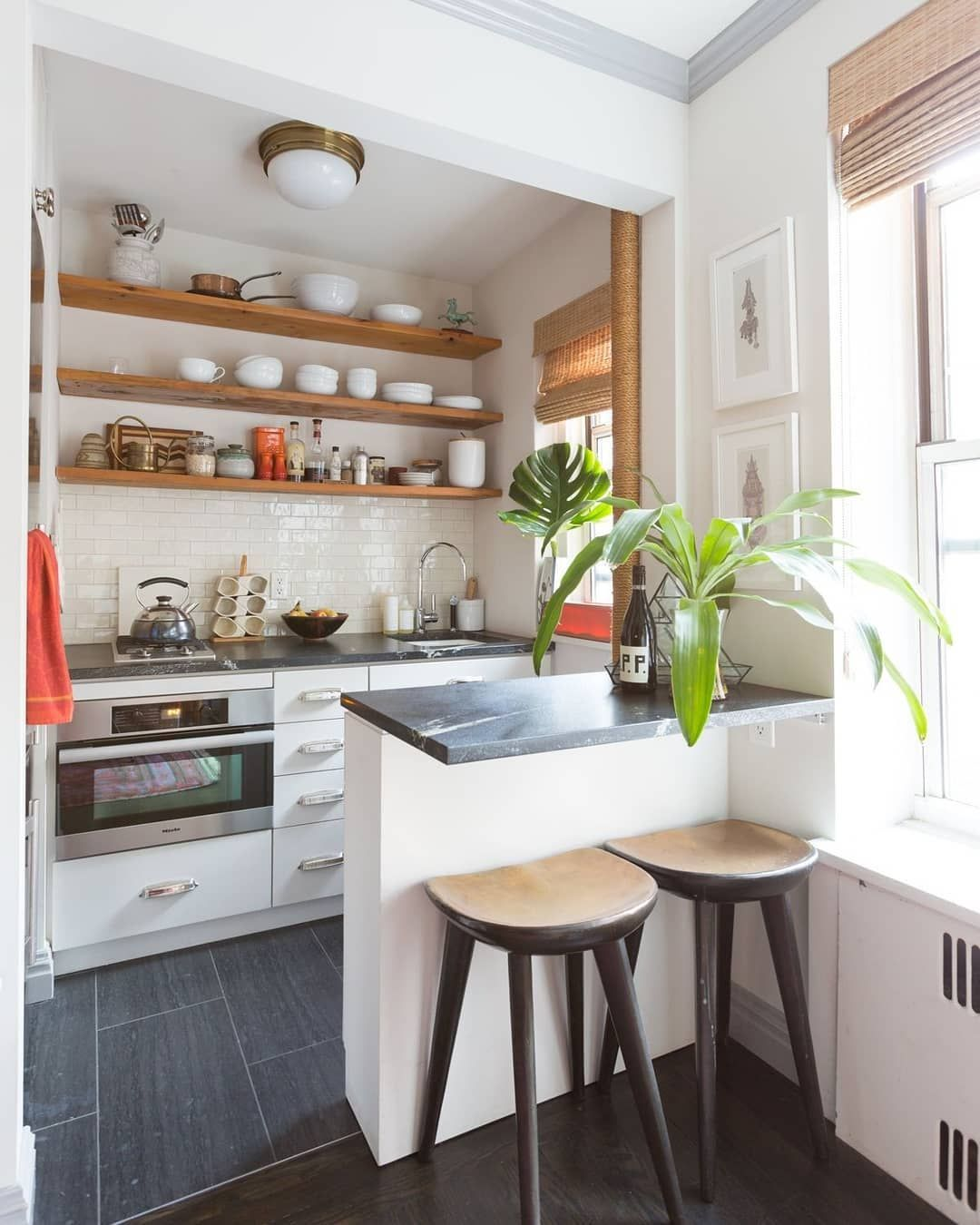 Minimalist Style for Small Kitchen