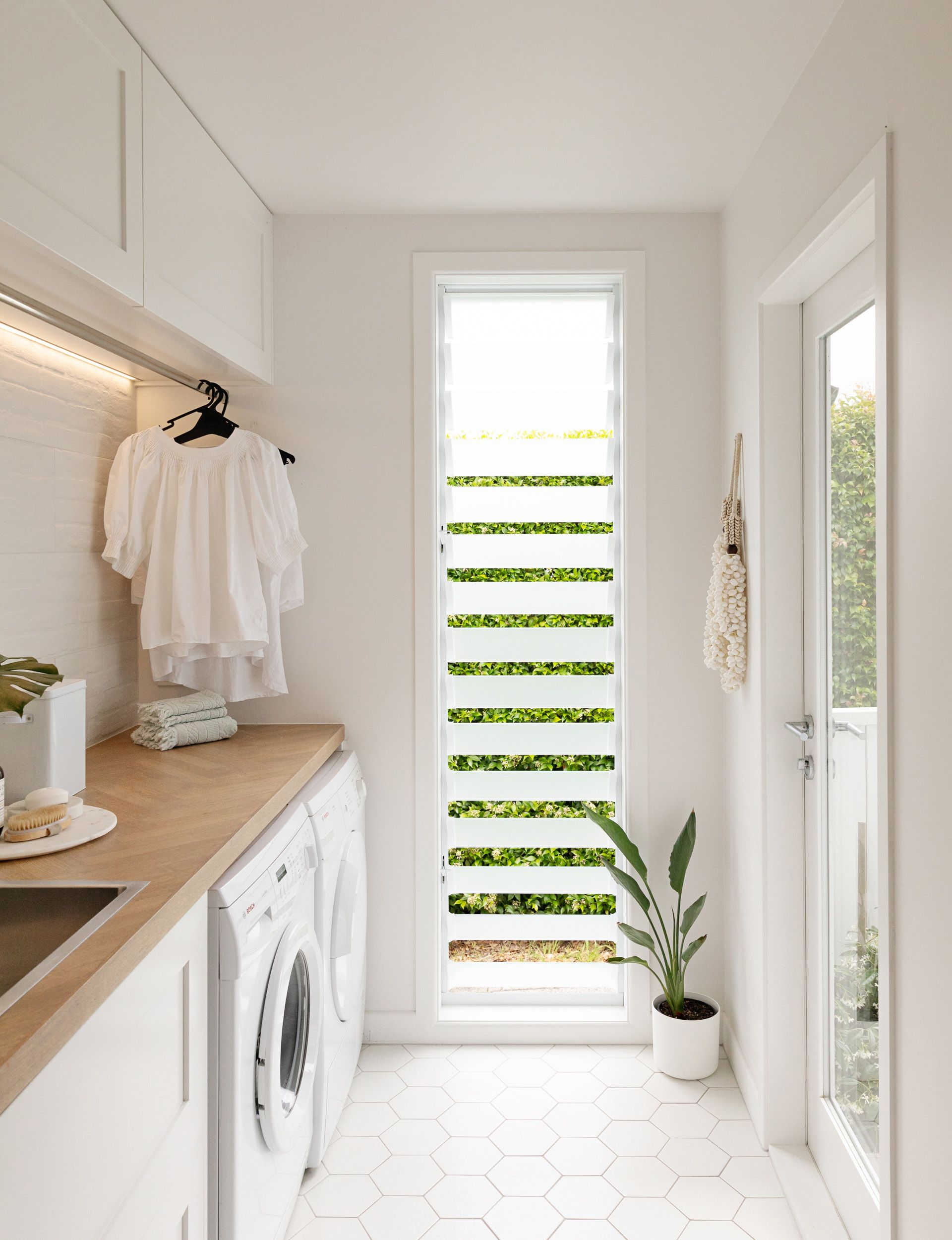 Use White Color for Spacious Impression