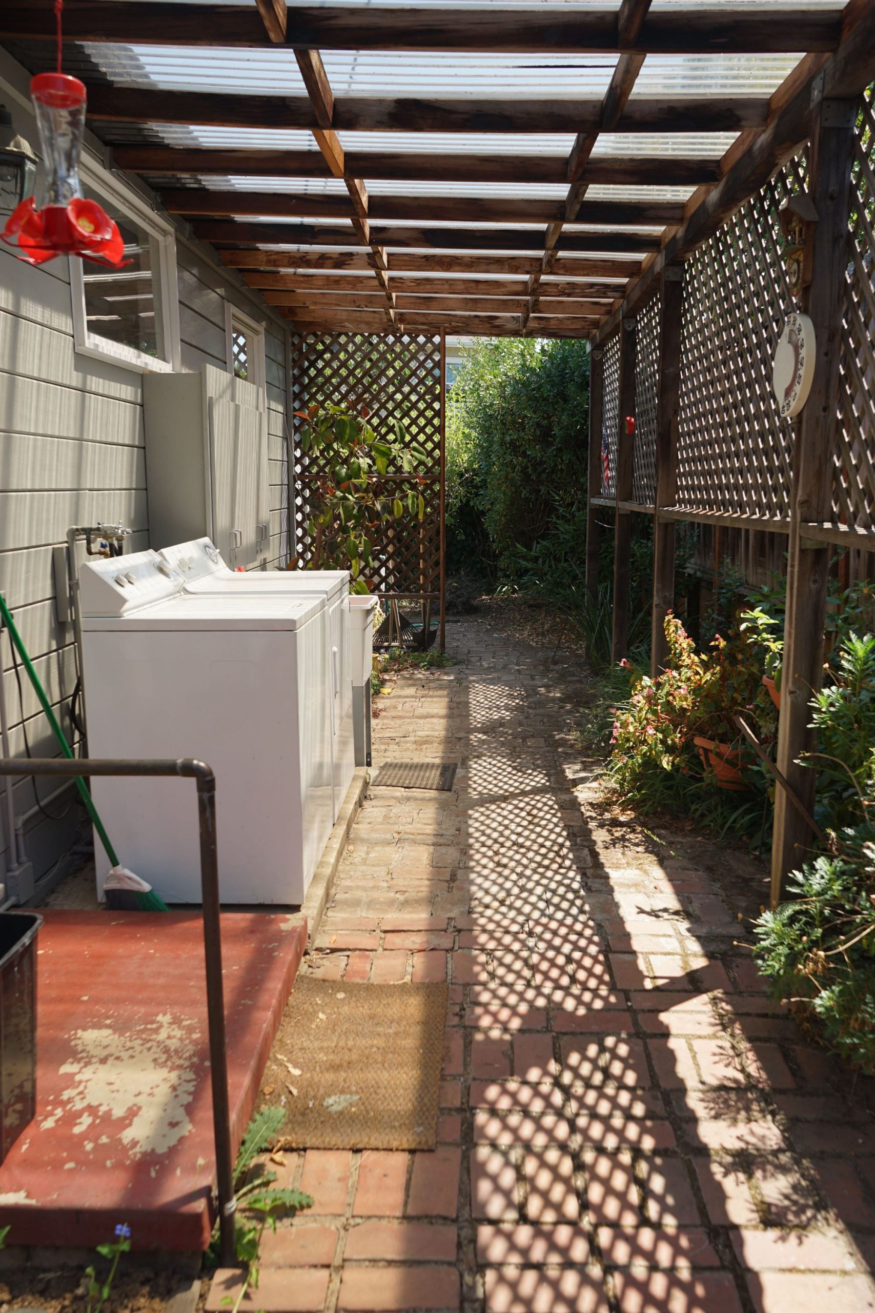 Using Empty Space in Your Backyard