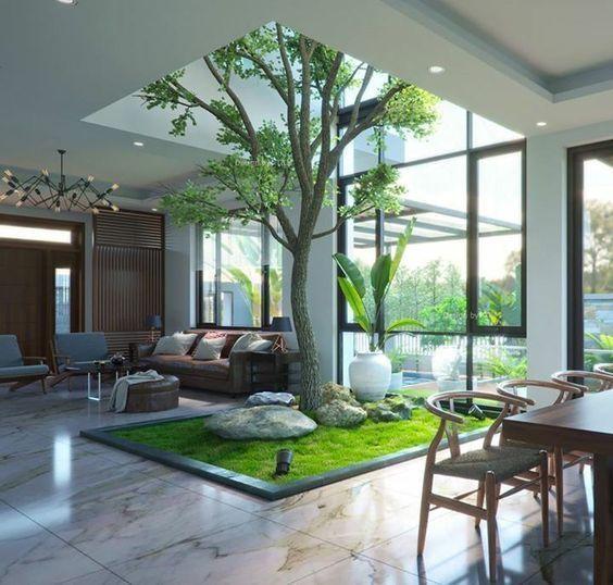 Centralized Indoor Garden