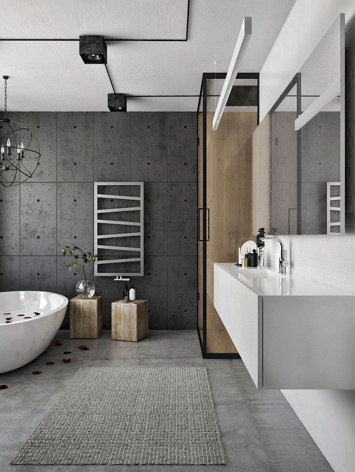 Combination of Modern Industrial Style