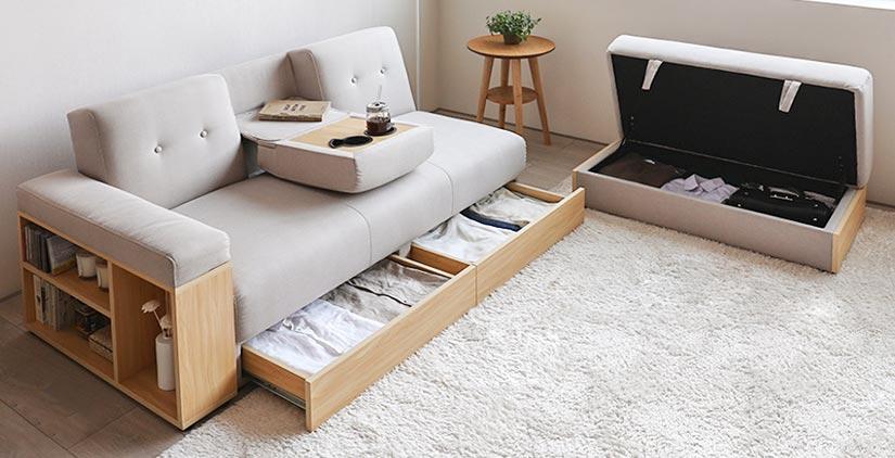 Multifunctional Living Room Sofa