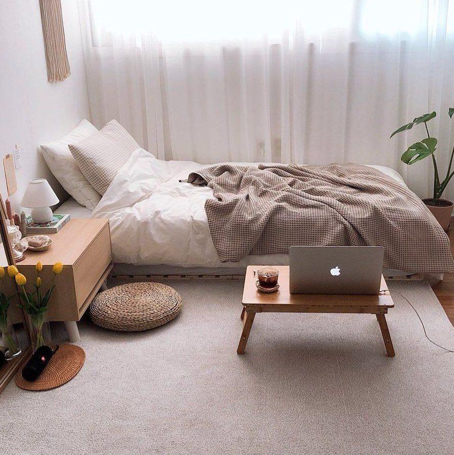 Cute Minimalist Room