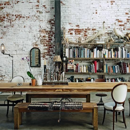 Nostalgic Workspace