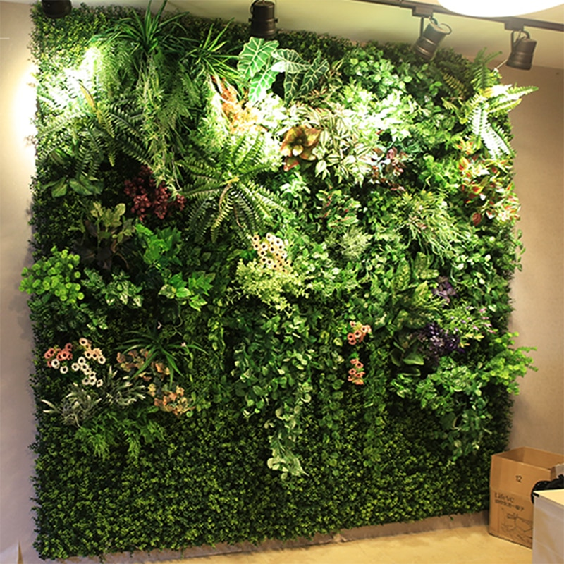 Hanging Gardens on the Wall