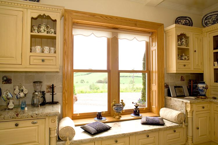Wooden Window Design