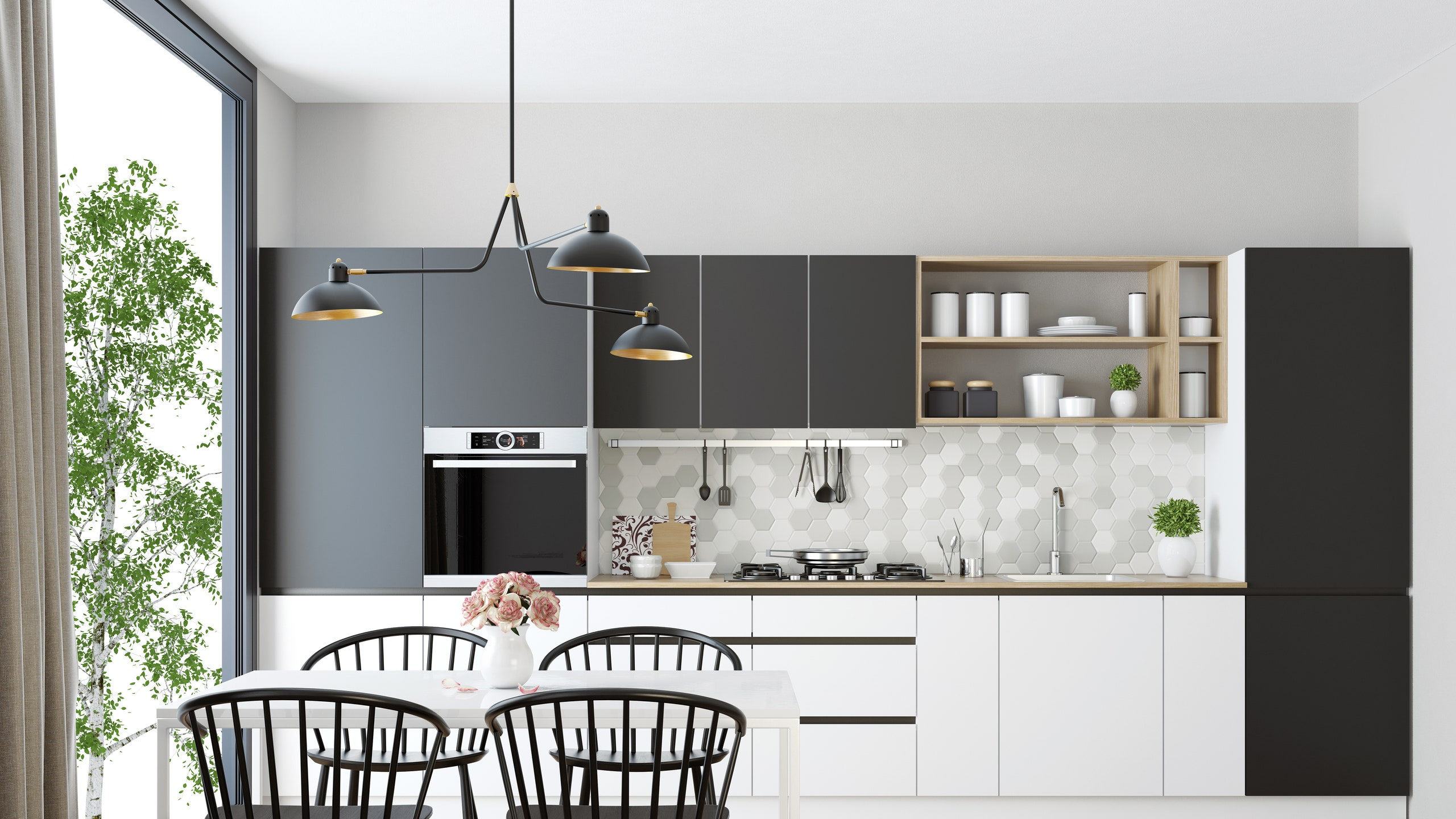 Unique and Beautiful Small Kitchen Design Inspiration for Your Home