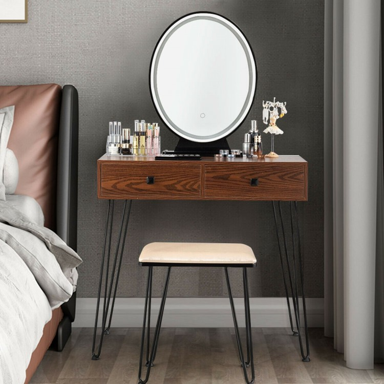Industrial Dressing table Design