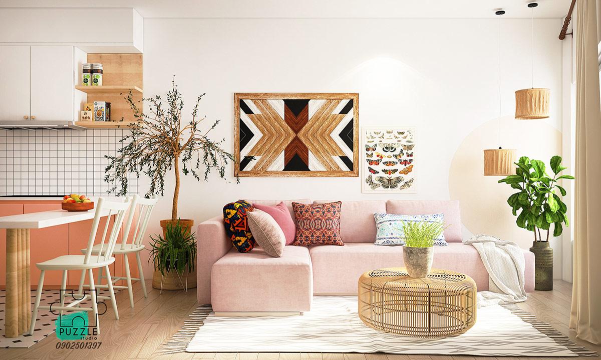 Playing Interior Decoration Arrangement