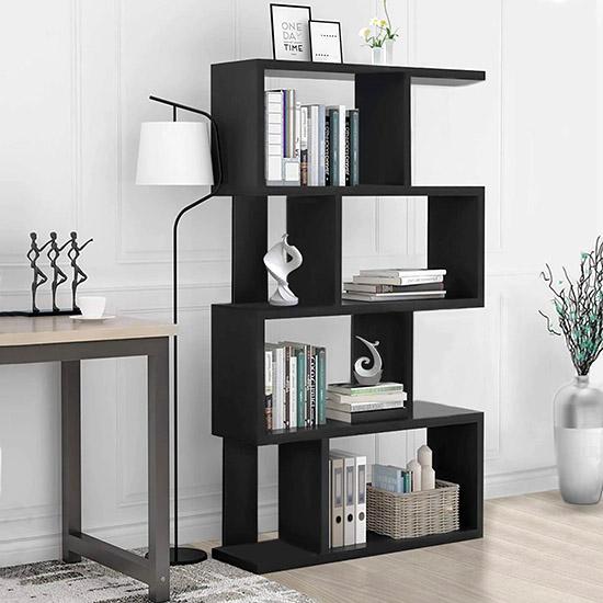 Unique Minimalist Bookshelf