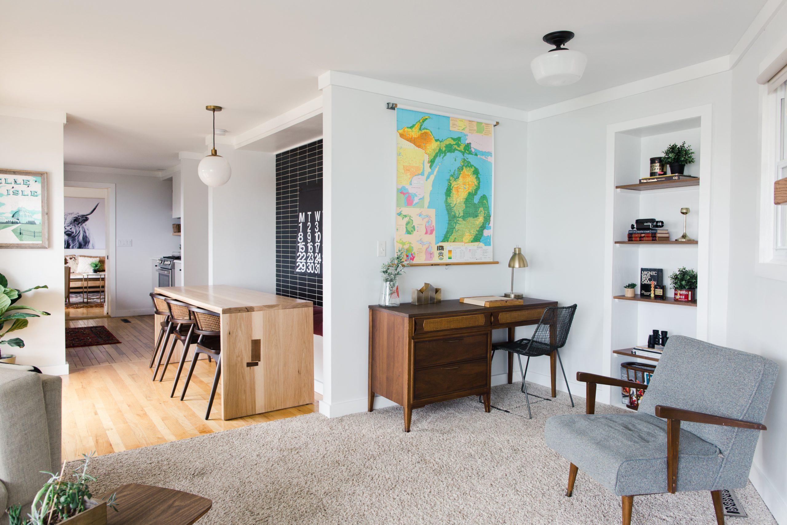 Use a Living Room Corner
