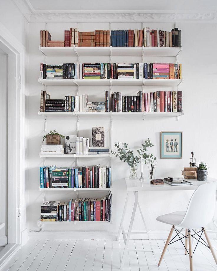 Workspace Bookshelf