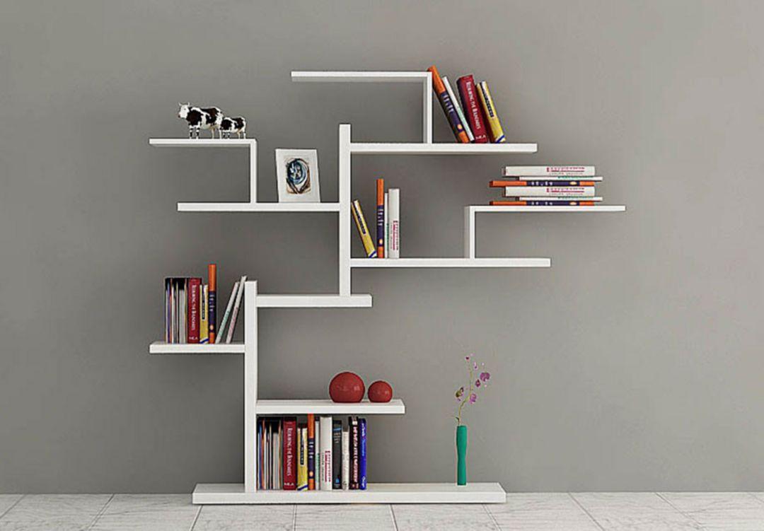 Simple Tree Bookshelf