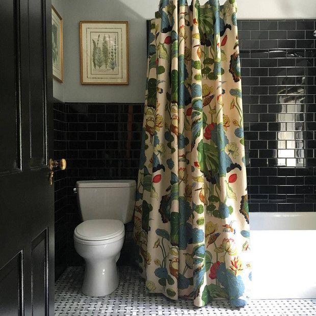 Bathroom Curtain