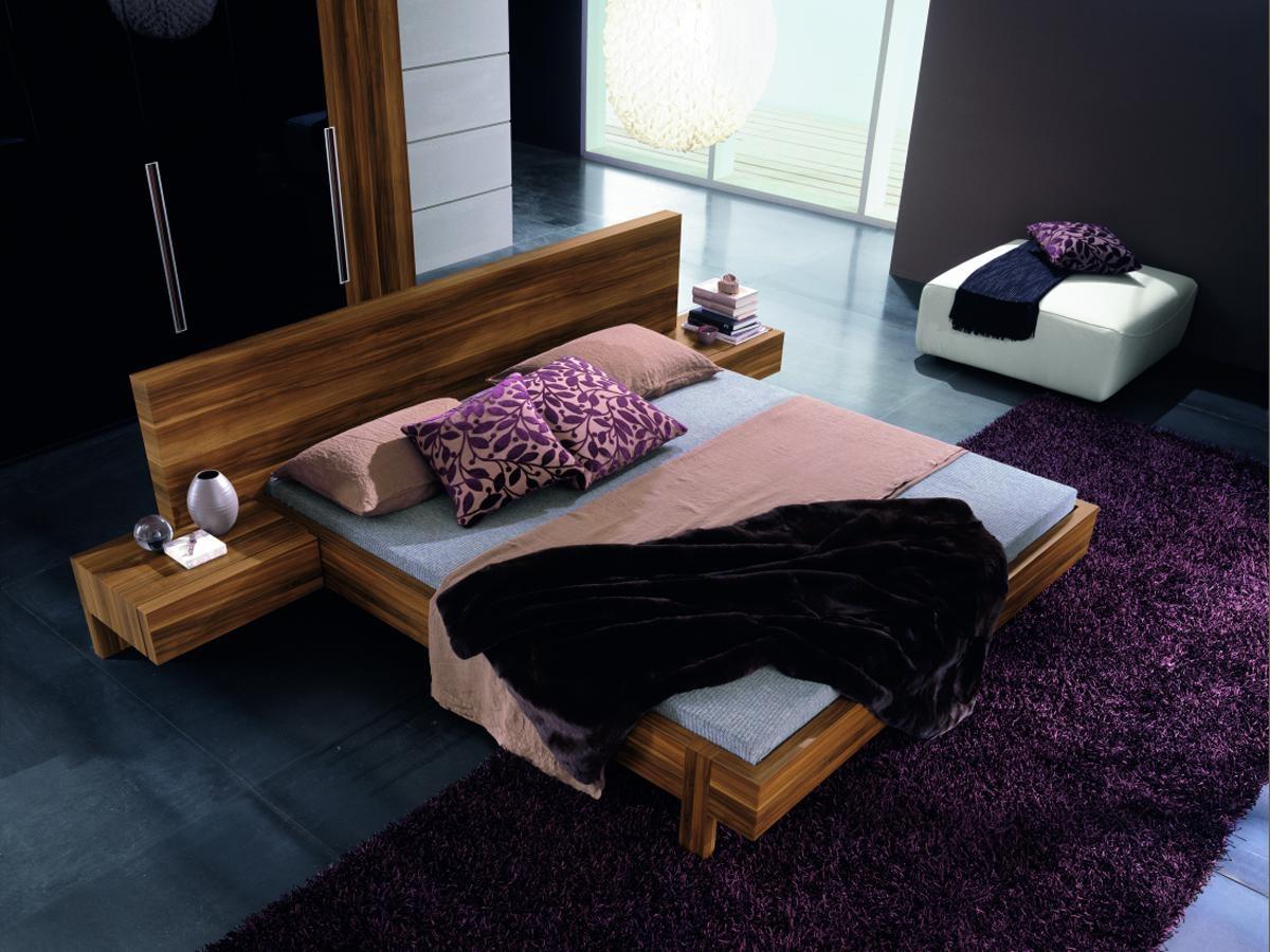 Wooden Bedframe Unique Wooden Furniture