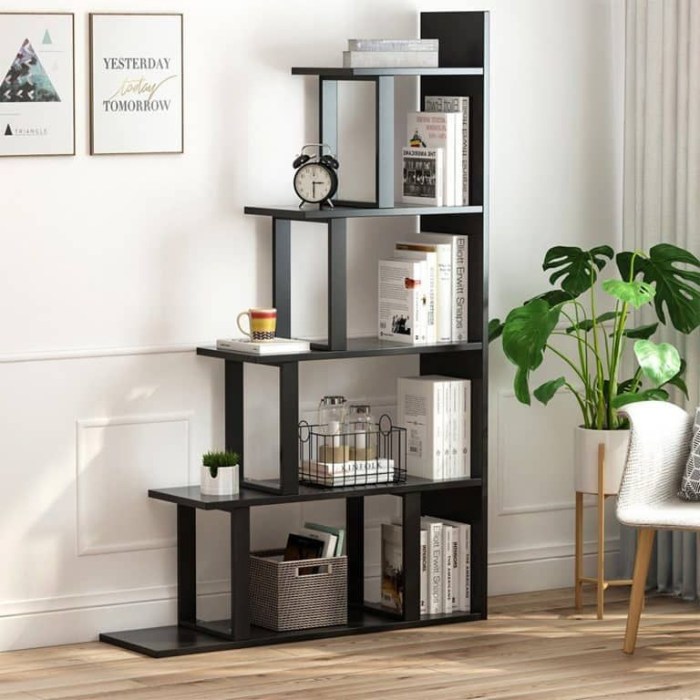 Wooden Bookshelf Unique Wooden Furniture