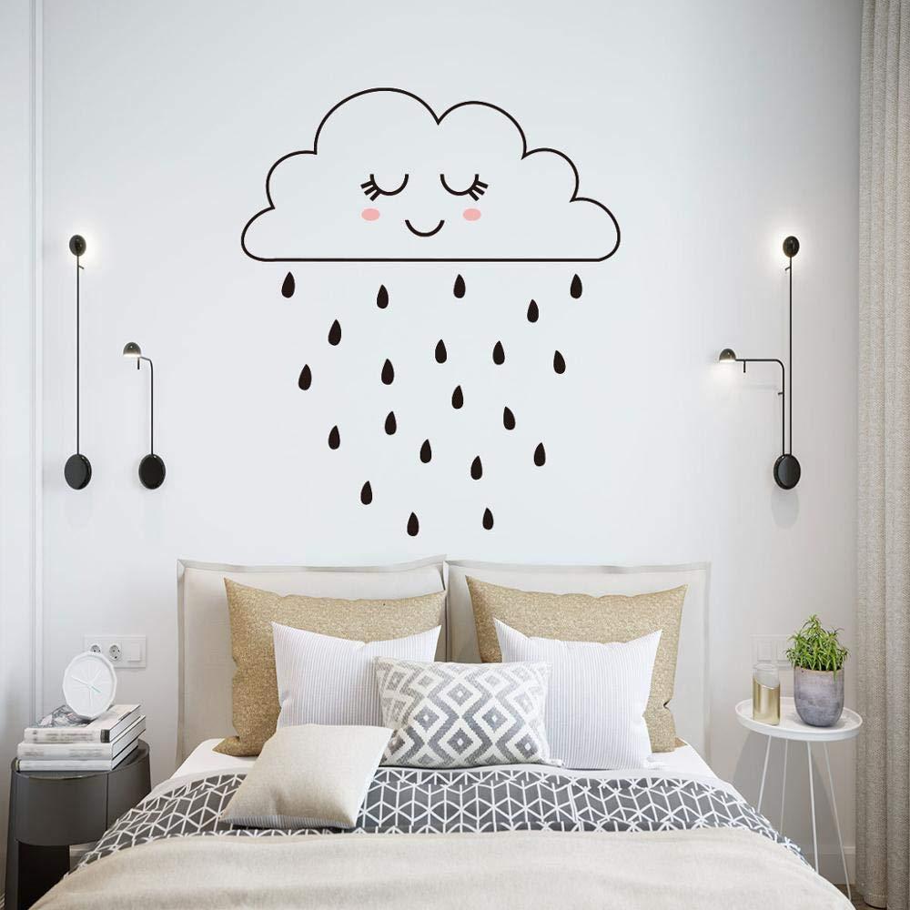 Artistic Minimalist Children's Bedroom