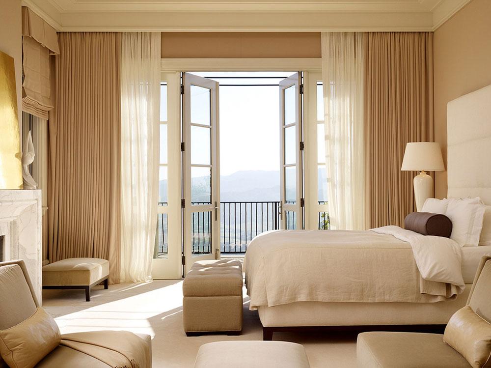 Beige Small Bedroom