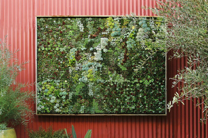 Easy Ways To Create A Simple Vertical Garden In Your Home