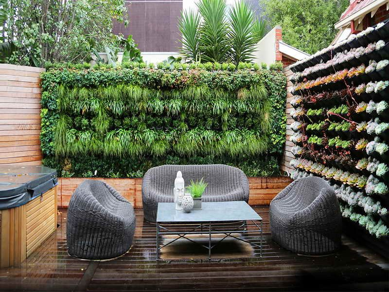 Plant and Care for Your Favorite Plants Simple Vertical Garden