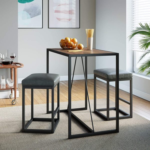 Industrial Small Dining Table