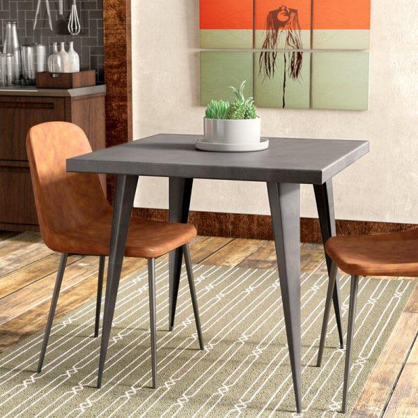 Stylish Minimalist Dining Table